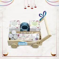 B-urban Diwali basket hamper gift set