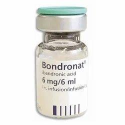 Bondronat  6 Mg  Injection