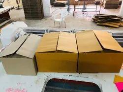 < 5 Kg Single Wall 3 Ply Corrugated box