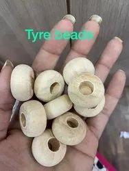 diy wooden toy games tyre round beads