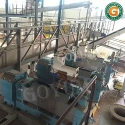 Commercial Oil Mill Machinery