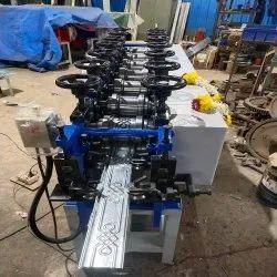 5 HP Rolling Shutter Making Machine