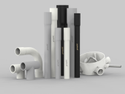 Electric PVC Conduit Pipe & Fittings