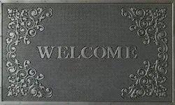 Rectangular Welcome Pin  Mat