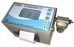 Portable Flue Gas Analyzer with Printer