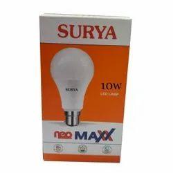 PVC Round 10W Surya Neo Maxx LED Lamp