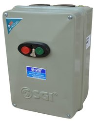 SGI 7.5 HP SGU 2 DOL Motor Starter, Voltage: 240 V