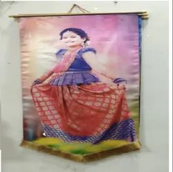 Customized Cloth Poster