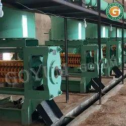 Cashew Nut Shell Liquid / CNSL Oil Mill Machinery