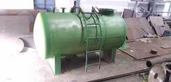 Stainless Steel Fuel Tanks
