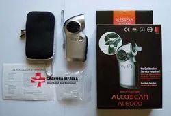 Alcohol Breathalyser AL6000  Digital Breath Tester