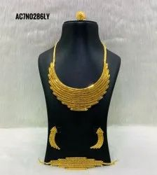 Designer Exclusive Indian Jewelry Artificial Bridal Jewelry Necklace