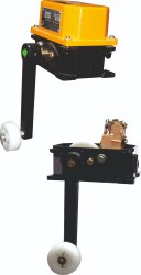 Lever Type Limit Switch 40 Amp
