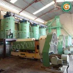 Oil Mill Plant