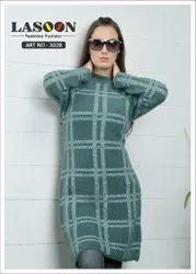 women wollen tunic 3028