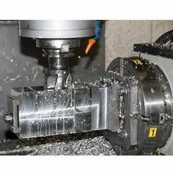 4-Axis CNC Milling Machining Service, Material - Aluminum