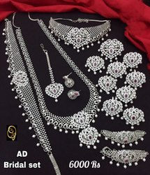 Wedding Bridal Necklace Set Rental Service