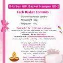 B-Urban Gift Basket Hamper - Diwali Gift