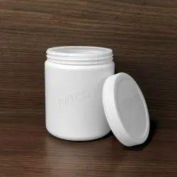 Protein HDPE Jar