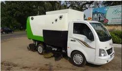 Sweeping Machine Driving Type Diesel