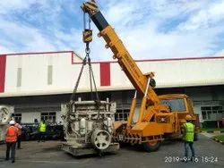 30T Pick And Carry Diesel Crane