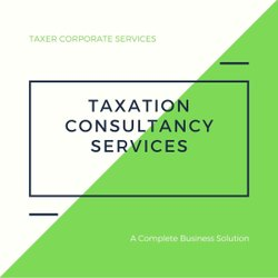 Tax Consultant Taxation Services