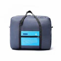 Foldable Waterproof Polyester Travel Duffle Bag / Duffle Bag