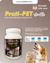 Proti-Pet 300 gm Protein Powder For Dogs And Cats (Vanilla Flavour)