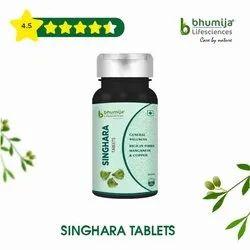 Singhara tablets