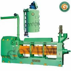 Large Scale Oil Extruder Machine