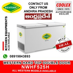 Deep Freezer Hard Top Western Brand NWHF525H