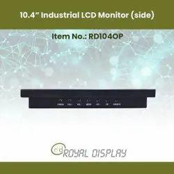 10.4 Industrial LCD Monitos (RD104OP) side
