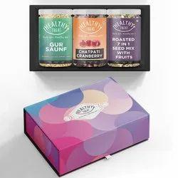 Healthy Treat Moments Gift Box I Diwali Combo Gift Hamper