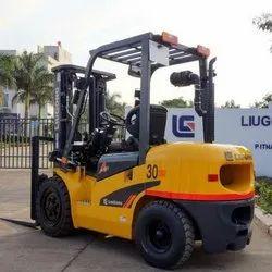 Luigong Deisel Forklifts