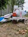 universal diesel mini mobile batching machine