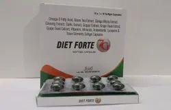 Diet Forte-7G Softgel Capsules