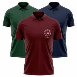 Polo T Shirts For Men With Customised Logo