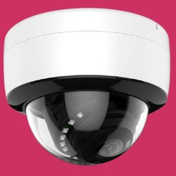 5 Mp Ip Vandal Dome Camera - Iv-D21vw-Ip5-Poe