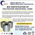 Consultancy for BIS Certification for Polyester Industrial Yarn IS 17264