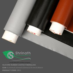 Silicon Adhesive Coated PTFE Fabric