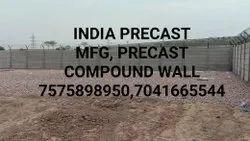 Precast Compound Wall Manufacturer In Aligarh