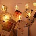 Heart Photo Clip Decorative Light