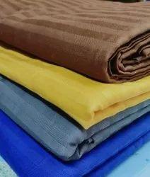 Hotel Color Satin Stripes Bed Sheet