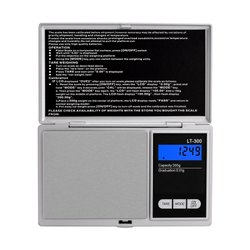 LT Jewellery Pocket Weighing Scales