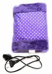 Velvet Electric Hot Water Bag