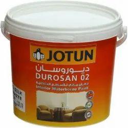 Jotun Durosan 02 Interior Waterborne Paint, Packaging Size: 20 Liter