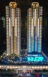 Concrete Frame Structures Residential Apartment Construction Work, Delhi