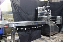 Chocolate Bar Pouch Packing Machine
