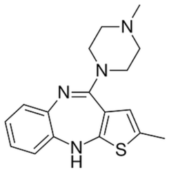 Olanzapine Form II