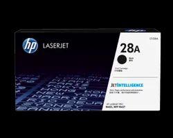 HP 28A Black Original LaserJet Toner Cartridge